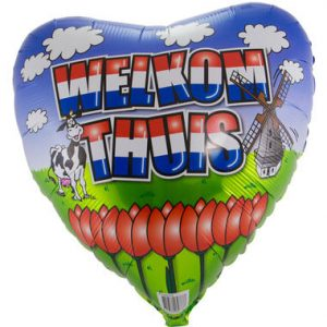 Ballon verzenden