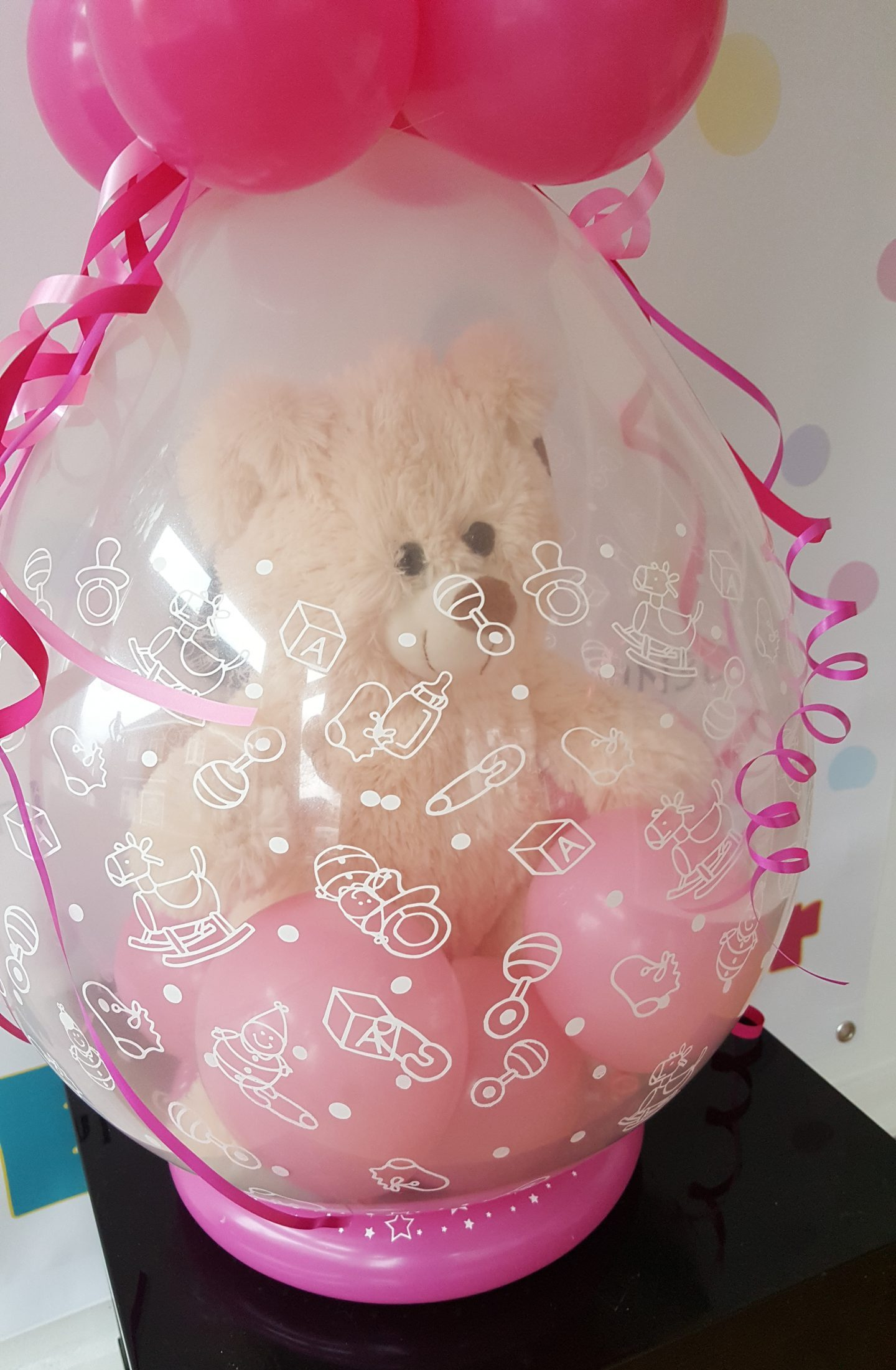 Ballonkado Geboorte