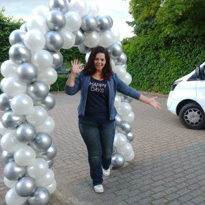 Madelon Kuijk ballonnenboog
