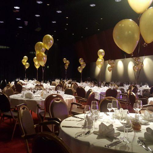 Holland Casino helium ballonnen