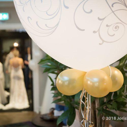 Bruiloft ballon